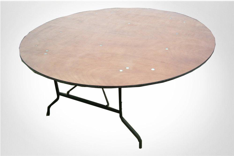 Lej Rundeborde, Ø 180 cm, 10 pers.