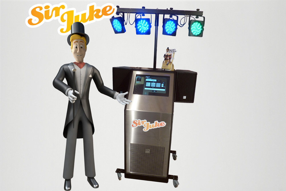 Jukebox SirJuke